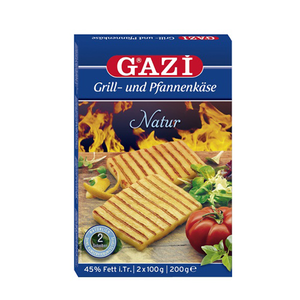 Gazi Cheese For Bbq Large 200g