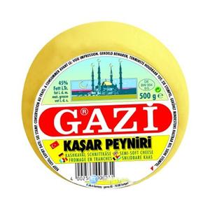 Gazi Kashkaval Cheese 500g
