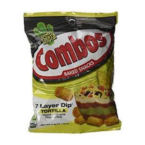 Combos 7 Layer Dip Tortilla 6.3oz