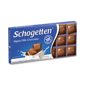 Mauxion Schogetten Whole Milk Chocolate 100gm