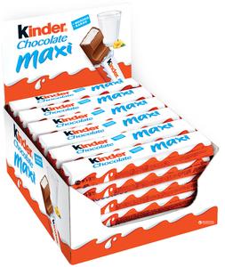 Kinder Maxi Chocolate 36x21g