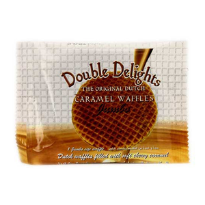 Double Delights Waffles Single 32g