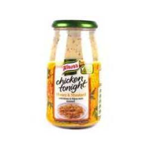 Chicken Tonight Honey Mustard Spread 525g