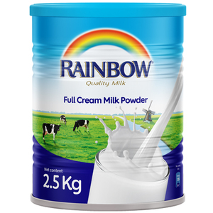 Rainbow Milk Powder Fortified 2.5kg