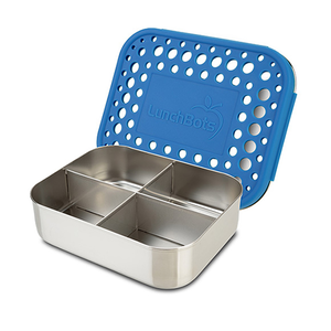 Royalford Rectangle Stainless Steel Lunchbox 1pc