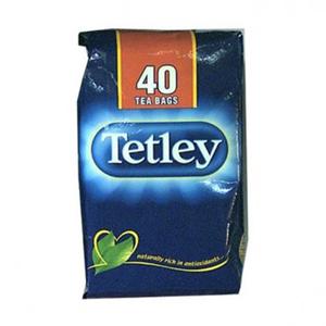Tetley Tea Soft Pack 40pcs