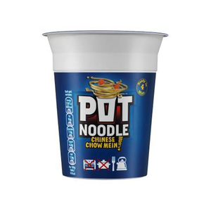 Pot Noodles Chinese Chow Mein 90 Gm 90g