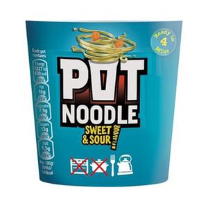 Pot Noodles Sweet & Sour 90g