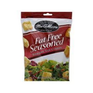 Mrs Cubbisons Fat Free Croutons 142g