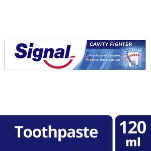 Signal Toothpaste Essential AntiCavity Calcium 120ml