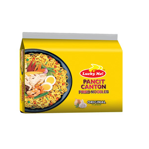 Lucky Me Chow Mein 6x60g