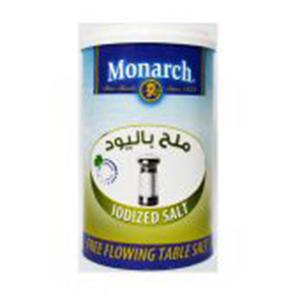 Monarch Iodized Salt 1kg