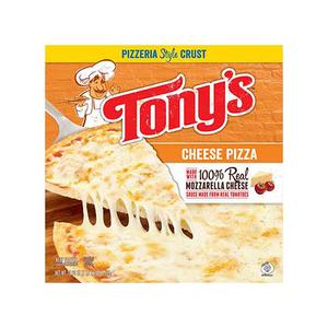 Tonys Pizza 1 Cheese Pizza 184g