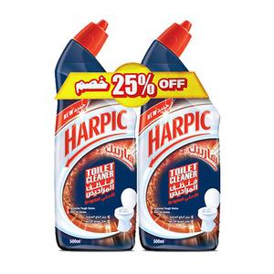 Harpic Liquid Original Toilet Cleaner 2x750ml