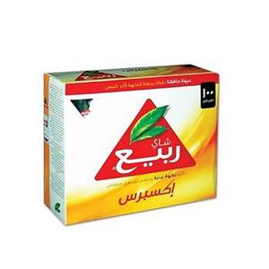 Rabea Tea Express Black Tea 100pcs