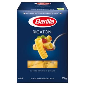Barilla Pasta Rigatoni 500g