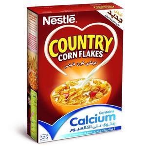 Nestle Country Corn Flake 375g