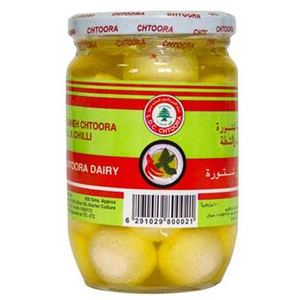 Chtoora Labneh Ball With Chilli 600g