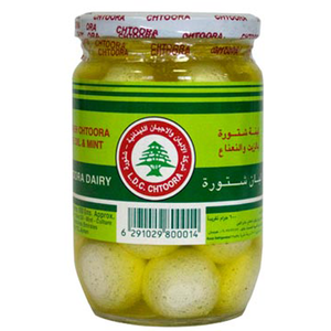 Chtoora Labneh Ball With Mint 600g