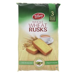 Tiffany Rusk Wheat 335g