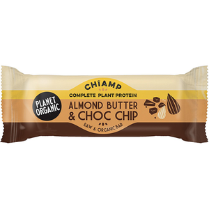 Planet Organic Raw Protein Bar Almond Butter & Coconut 50g
