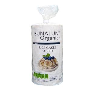 Bunalun Organic Rice Cakes Organic 100g