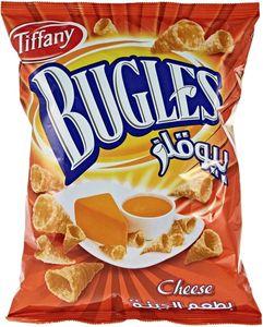 Tiffany Buggles Chips Cheese 25g