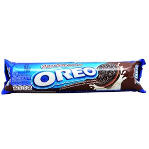 Oreo Strawberry Creame Cookies 137g