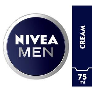 Nivea Men Creme Moisturising Cream Face Body & Hands Tin 75ml