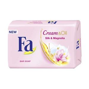Fa Bar Soap Silk & Magnolia 125g