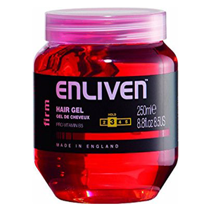 Enliven Active Care Hair Gel Firm 500g