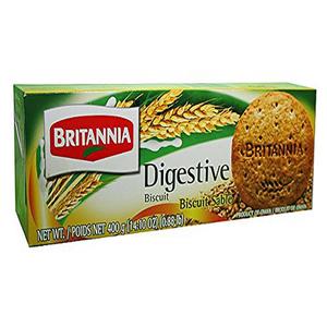 Britannia Digestive 400gm