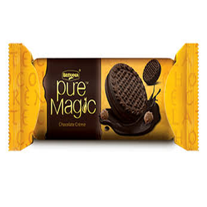Britannia Pure Magic Chocolate Cookies 75g
