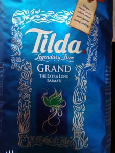 Tilda Grand Basmati Rice 1kg