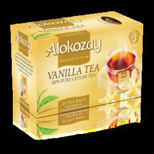 Alokozay Vanilla Tea Bag 25s
