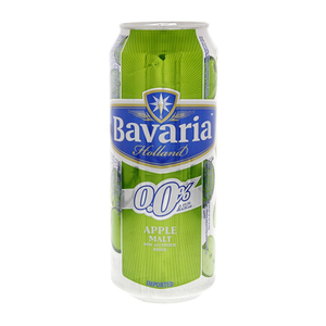 Bavaria Non Alcoholic Beverage Drink Apple 500ml