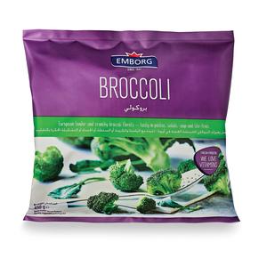 Emborg Frozen Brocoli Florets 450gm