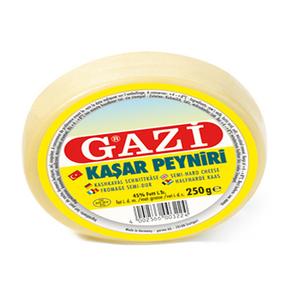 Gazi Kashkaval Cheese 250g