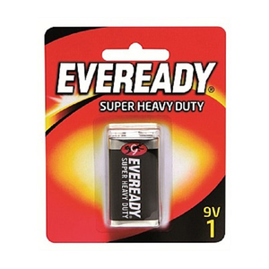 Eveready Battery 9volt 1pc