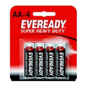 Eveready 1015 Bp4 (Aa) 4 S 4s