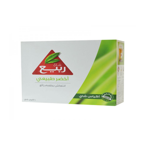 Rabea Green Teabags 25s