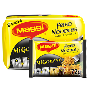 Maggi Fried Noodles 1x5