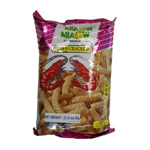 Miaow Miaow Prawn Chips 60g