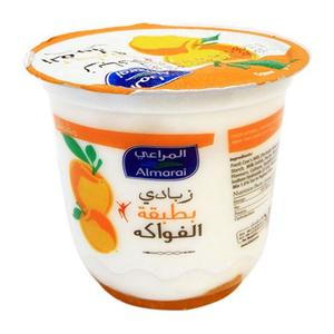 Almarai Layered Fruit Apricot Yoghurt 4x125g