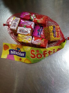 Hitshler Softi Cubes 100g