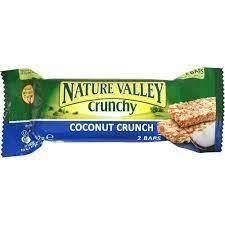 Nature Valley Crunchy Granola Bars Coconut Crunch Box 42g