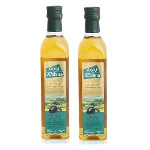 Rahma Olive Oil Pomace Bottle 2x500ml