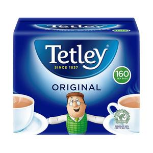 Tetley Tea Bags 160's 500gm