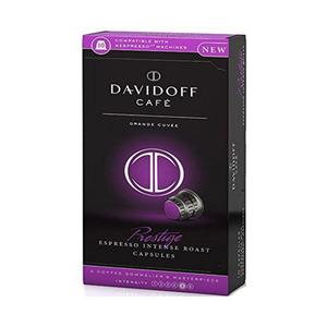 Davidoff Cafe Style Prestige Capsules Espresso 5.5g