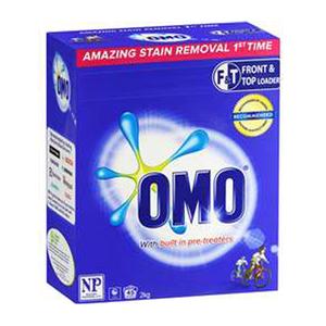 Omo Detergent Top Loader Blu 2.5kg